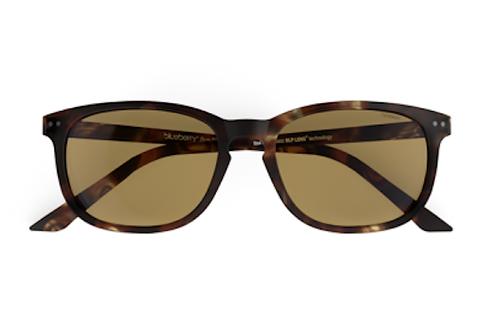 Blueberry Sunglasses XL, Tortoise, Brown