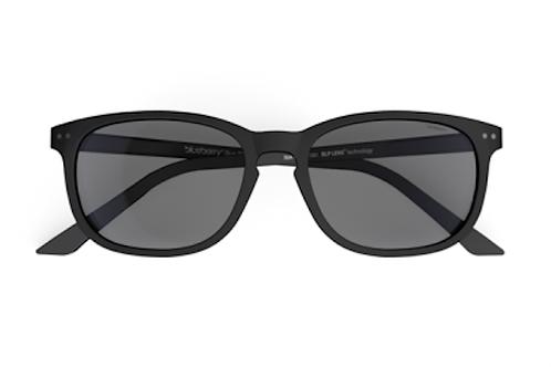 Blueberry Sunglasses XL, Gray, Gray