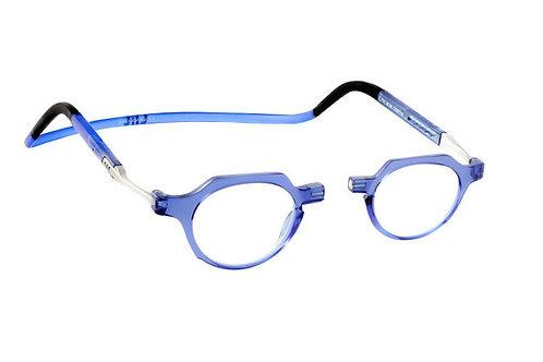 משקפי קריאה Clic FLEX Metro Blue
