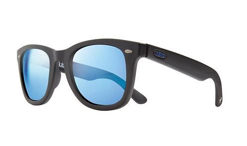משקפי שמש REVO X BEAR GRYLLS FORGE   MATTE BLACK   BLUE WATER