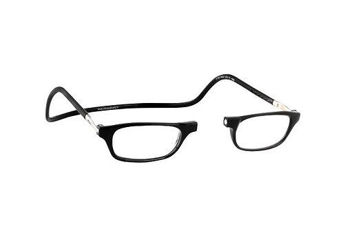 משקפי קריאה Clic Classic Black