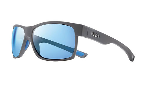 משקפי שמש REVO X BEAR GRYLLS ESPEN | MATTE GRAPHITE | BLUE WATER