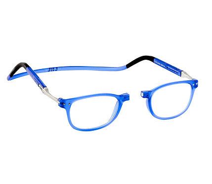 משקפי קריאה Clic FLEX Wallstreet Blue