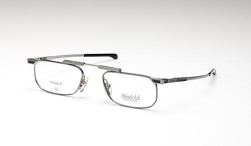 משקפי קריאה SLIMFOLD Premier - Gunmetal