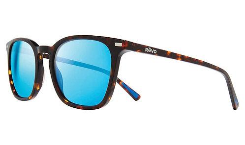 משקפי שמש REVO WATSON | TORTOISE | H2O BLUE