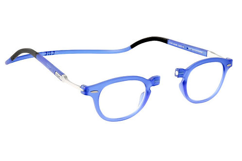 משקפי קריאה Clic FLEX Vintage Blue