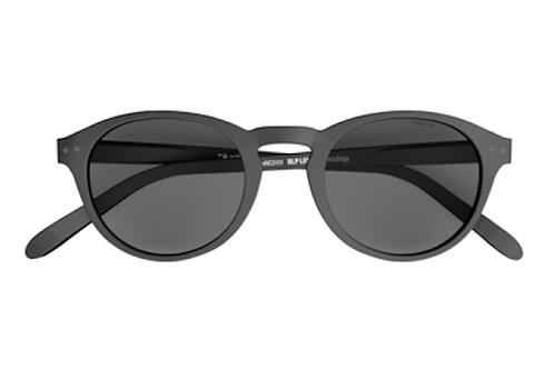 Blueberry Sunglasses L+, Black, Gray