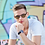 Thumbnail: Blueberry Sunglasses L+, Tortoise, Brown