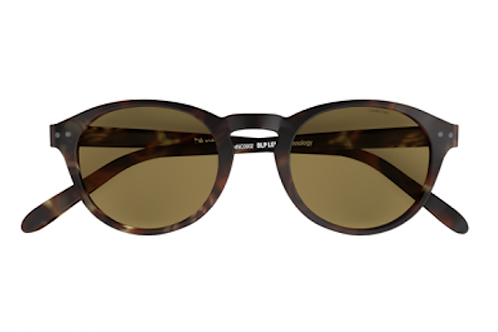 Blueberry Sunglasses L+, Tortoise, Brown
