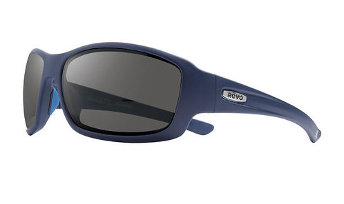 משקפי שמש REVO X BEAR GRYLLS MAVERICK   BLUE   GRAPHITE