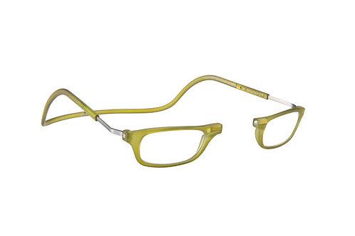 משקפי קריאה Clic Classic XL Lemon Lime