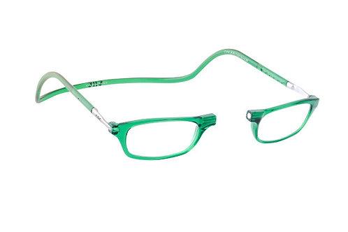 משקפי קריאה Clic Classic Emerald