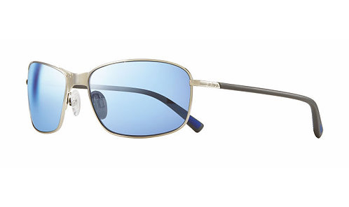 משקפי שמש REVO DECOY - CHROME - BLUE WATER