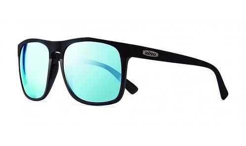 משקפי שמש REVO | RYKER | BLACK | BLUE WATER