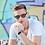 Thumbnail: Blueberry Sunglasses L+, Black, Gray