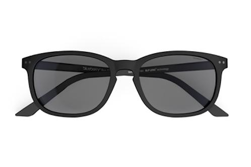 Blueberry Sunglasses XL, Black, Gray