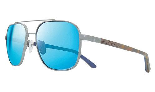 משקפי שמש REVO HARRISON | GUNMETAL | H2O BLUE