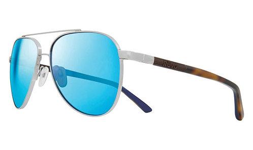 משקפי שמש REVO ARTHUR   CHROME   H2O BLUE