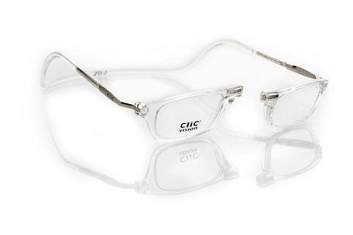 משקפי קריאה Clic Classic XL Clear