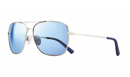 משקפי שמש REVO HARBOR   CHROME   BLUE WATER