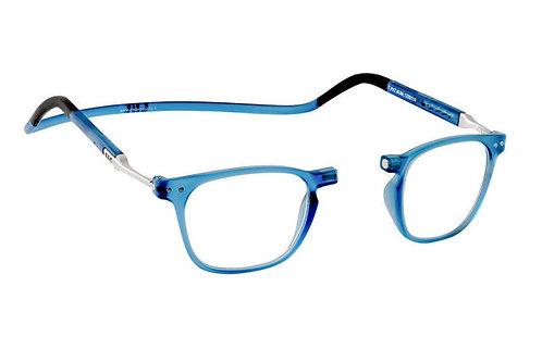 משקפי קריאה Clic FLEX Manhatten Blue Jeans