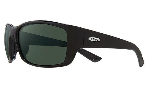 משקפי שמש REVO DEXTER | BLACK | SMOKEY GREEN