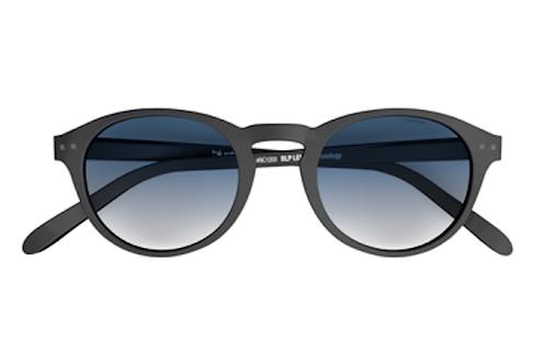 Blueberry Sunglasses L+, Navy, Blue gradient