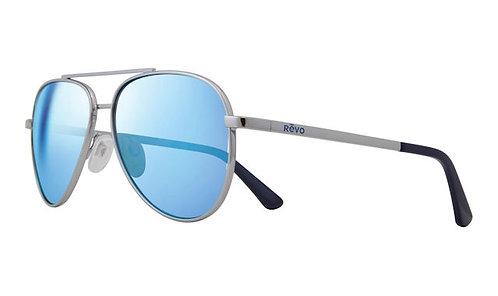 משקפי שמש REVO MAX   CHROME   BLUE WATER