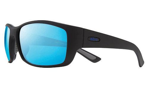 משקפי שמש REVO DEXTER   MATTE BLACK   H2O BLUE
