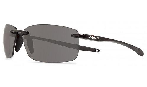משקפי שמש REVO | DESCEND XL | BLACK | GRAPHITE