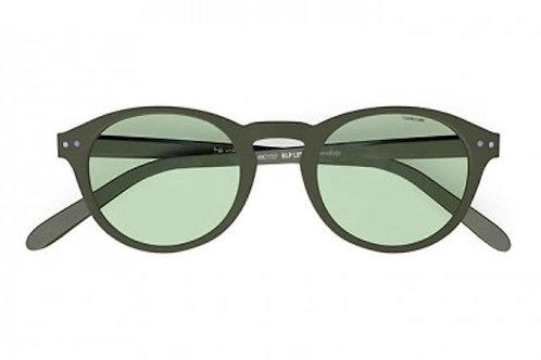 Blueberry Sunglasses L+, Khaki, Green