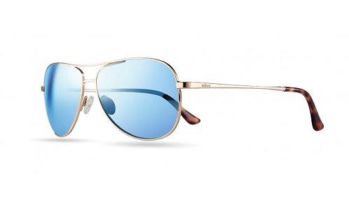 משקפי שמש REVO | RELAY | GOLD | BLUE WATER