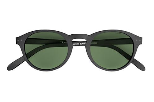 Blueberry Sunglasses L+, Navy, Green
