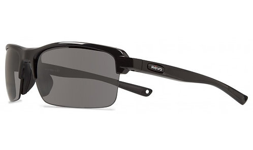 משקפי שמש REVO | CRUX N | BLACK | GRAPHITE