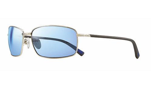 משקפי שמש REVO | TATE | CHROME | BLUE WATER