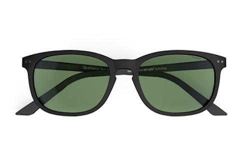 Blueberry Sunglasses XL, Navy, Green