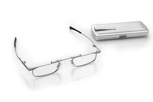 משקפי קריאה SLIMFOLD III - SF001 - SILVER