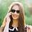 Thumbnail: Blueberry Sunglasses XL, Gray, Gray