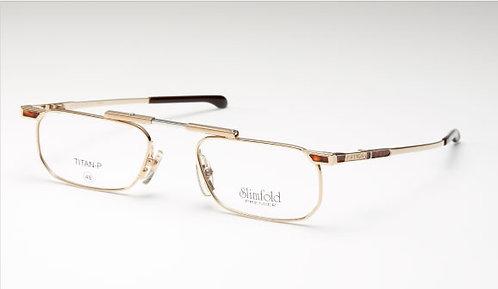 משקפי קריאה SLIMFOLD Premier - GOLD