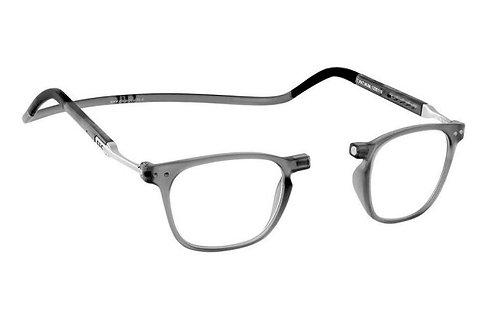 משקפי קריאה Clic FLEX Manhatten Grey