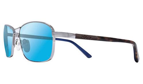 משקפי שמש REVO CLIVE   GUNMETAL   H2O BLUE