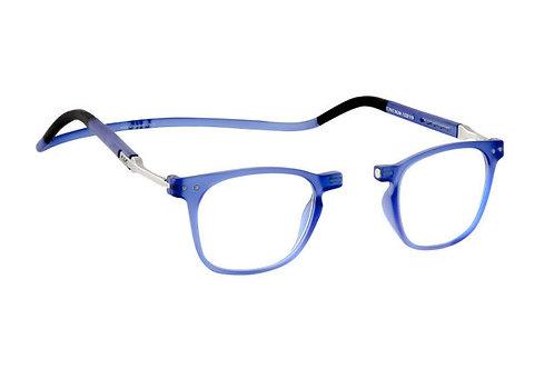 משקפי קריאה Clic FLEX Manhatten Blue