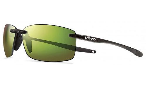 משקפי שמש REVO   DESCEND N   BLACK   EVERGREEN