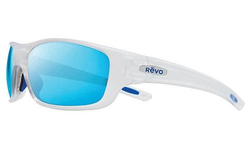 משקפי שמש REVO JASPER | MATTE CRYSTAL | H2O BLUE
