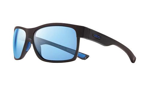 משקפי שמש REVO X BEAR GRYLLS ESPEN   MATTE BLACK   BLUE WATER
