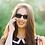 Thumbnail: Blueberry Sunglasses XL, Black, Gray