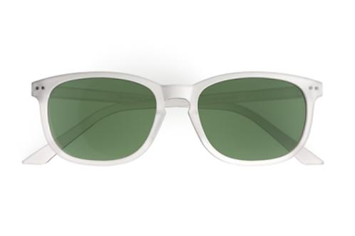 Blueberry Sunglasses XL, Crystal, Green