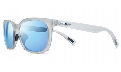 משקפי שמש REVO | SLATER | MATTE CRYSTAL | BLUE WATER