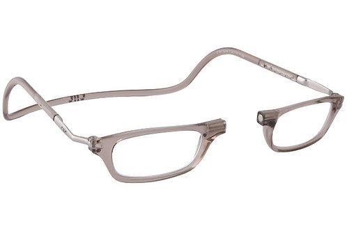 משקפי קריאה Clic Classic XL Grey