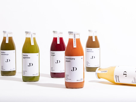 Juice Drinkers, United By Design